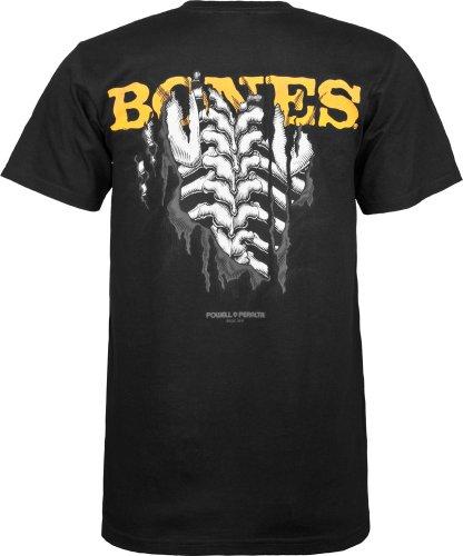 Powell Peralta Shred T-Shirt, unisex Herren, schwarz