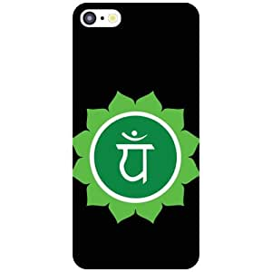 Apple iPhone 5C - Sign Matte Finish Phone Cover