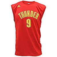 Adidas Camiseta Nba Fan S/M -Ibaka-