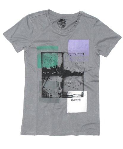 Billabong 4 Days Tee Tee-shirt femme Gris - gris