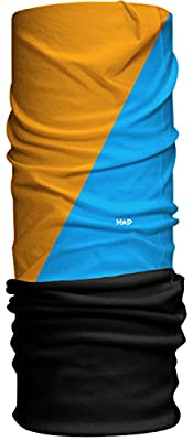 HAD Fleece Cut Triangle Orange Multifunktionstuch Schlauchtuch von HAD - Outdoor Shop
