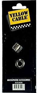 Yellow Cable–Adaptateur de filetage Microphone bCT Eco B35