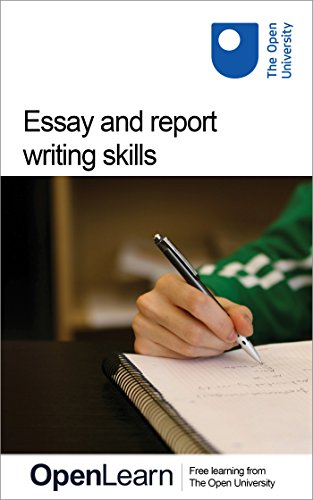 Essay On Religion And Science Essay And Report Writing Skills Ebook The Open University Amazoncouk  Kindle Store Literary Essay Thesis Examples also Essay On Health Essay And Report Writing Skills Ebook The Open University Amazon  Science Development Essay
