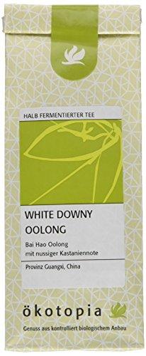 Ökotopia White Downy Oolong, 5er Pack (5 x 50 g)