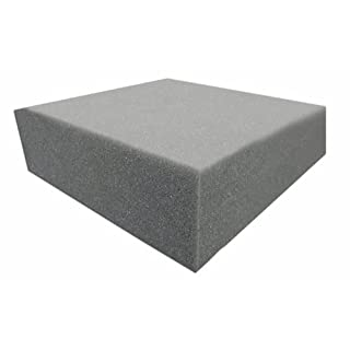 - Akustikpur - After The Fire Flame Retardant MVSS302 - 3 pcs 100 cm X 200 cm Approx/2 cm Acoustic Foam, Acoustic Foam Pyramid-, Acoustic Insulation