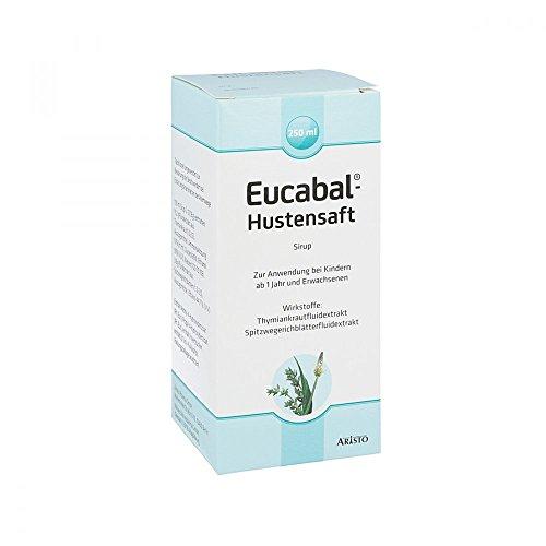Eucabal Hustensaft 250 ml