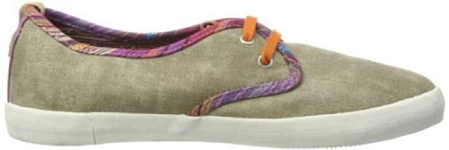 O'Neill Gidget canvas 59.1082.01 Damen Sneaker Beige (Sand D69)