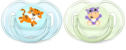 Philips Avent SCF169/25 - Set 2 chupetes
