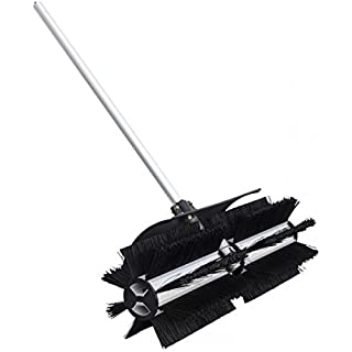 Güde 95710 Dustbrush Attachment, Black, 81 x 25.5 x 14 cm