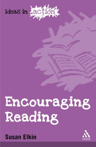 Encouraging Reading (Ideas in Action) by Susan Elkin (2007-12-12)