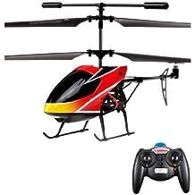 3.5 Kanal RC ferngesteuerter Hubschrauber mit Gyro-Technik, Helikopter-Modell mit Top-Flugeigenschaften durch neueste Technik, Kamera-Vorbereitung, Ready-to-Fly Heli-Modell, Neu