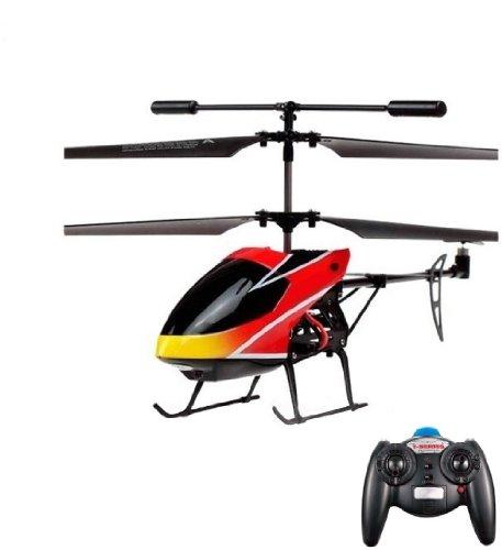 Preisvergleich Produktbild 3.5 Kanal RC ferngesteuerter Hubschrauber mit Gyro-Technik, Helikopter-Modell mit Top-Flugeigenschaften durch neueste Technik, Kamera-Vorbereitung, Ready-to-Fly Heli-Modell, Neu
