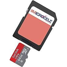 Yayago Microcell–Tarjeta de memoria 64GB/64GB Micro SD Tarjeta para GoPro hero5Session
