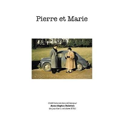 Pierre et Marie