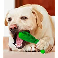 anugrah mart Dog Toothbrush Stick-Puppy Dental Care Brushing Stick Effective Doggy Teeth Cleaning Massager Nontoxic…