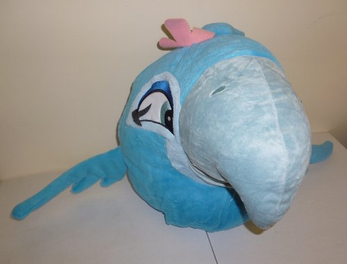 16Inch géant Rio Angry Bird bleu clair - bijou pour tous les âges (K110)