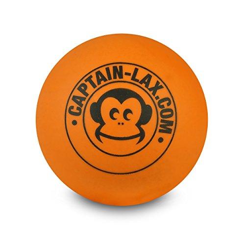 Preisvergleich Produktbild Captain-Lax Lacrosse Mini Practise Ball für Triggerpunkt- & Faszienmassage