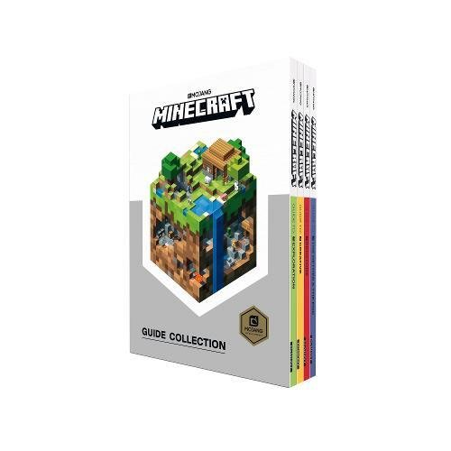 Minecraft Guide Collection: An Official Paperback Slipcase Edition from Mojang por Mojang AB