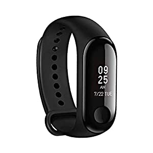 Xiaomi Mi Band 3 Smart Bracelet Fitness Tracker Heart Rate Monitor sofortnachr vacuum Receives Water Resistant Alarm 5 ATM OLED Touch Screen Weather Forecast 3