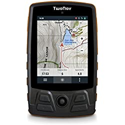 TwoNav Trail (Orange) - GPS Full Connect para Senderismo
