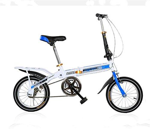 MASLEID Vélos pliants pour les enfants de 7-15 ans de vélo pour enfants