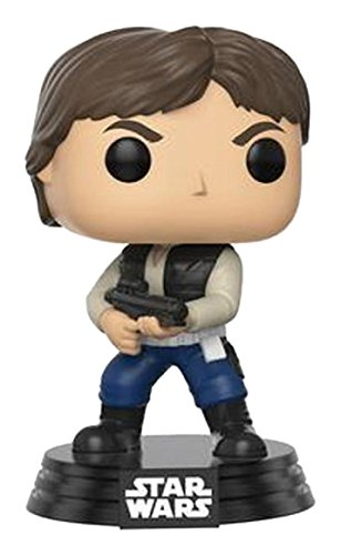 Pop. Star Wars: Celebration (2017) Han Solo Action