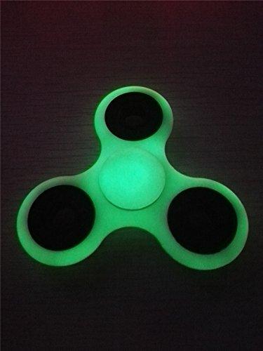 Produktbild Lalang Glow Fidget Spinner Hand Toy Finger Anti Stress leuchtend 3D Druck Vent Spielzeug