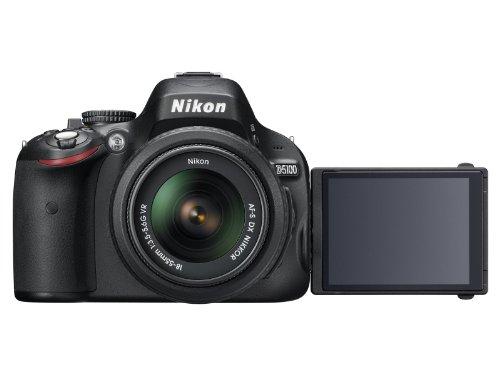 Nikon D5100 SLR-Digitalkamera Gehäuse_5