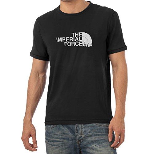 TEXLAB - The Imperial Force - Herren T-Shirt, Größe XL, - Boba Kostüm Original Fett