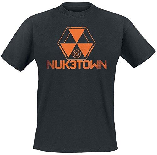 Produktbild Call Of Duty Black Ops III - Nuketown T-Shirt schwarz XXL