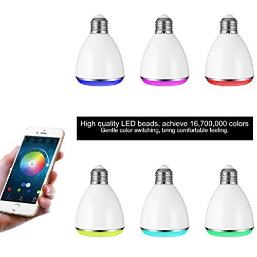 - 413Inbf9awL - La lampe Kipooh pour une belle ambiance lumineuse et musicale