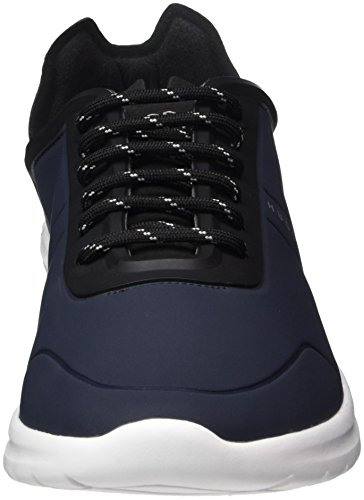 BOSS Green Herren Extreme_Runn_Lux Sneaker Blau (Dark Blue)