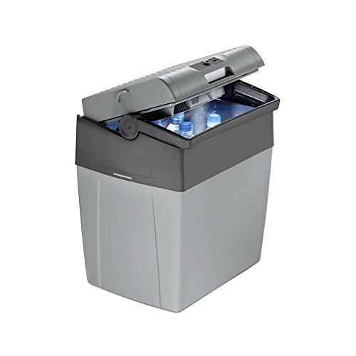Dometic WAECO CoolFun SC30 Thermo Elektrische Kühlbox mit USB Anschluss und Heizfunktion Kabel, 12/230 Volt, 29 Liter