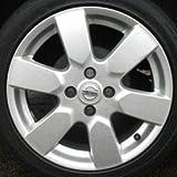 Nueva auténtica Nissan Micra K12 x1 de aluminio rueda de aleación ...