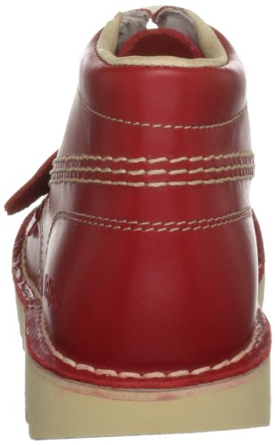 Rosso Red Donna Core Stivali Hi Y Kick Kickers WZfqw8SW