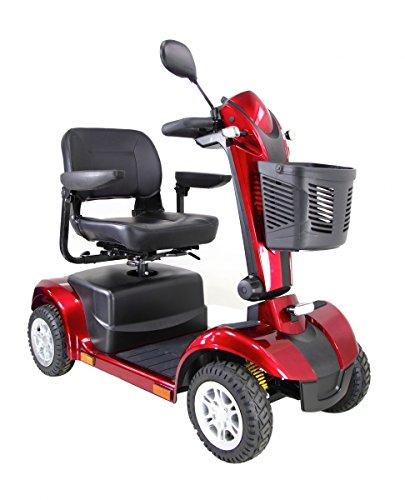 """Alpenmobil """"Victory Ultra"""" elektrisches altersgerechtes Invalidenfahrzeug / Behindertenfahrzeug für Senioren oder Personen mit einer Gehbehinderung"""