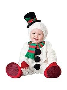 Personnage en garçons déguisement enfant Silly Bonhomme de neige