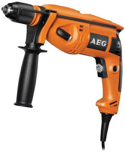 AEG SB2E 750 RX - Taladro Percutor 720W 2Velocidad Portabrocas Autom. 13mm Par Máx. 60Nm