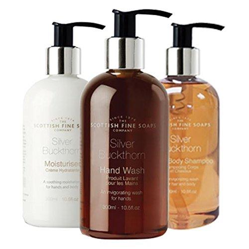 scottish-fine-soaps-silver-buckthorn-set-da-bagno-lavaggio-a-mano-lozione-e-lavare-il-corpo