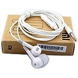 ZHENBAOTIAN 3.55mm con el micrófono auriculares de los auriculares de control por cable F del teléfono móvil Xiaomi en la oreja los auriculares Diseño de pistones versión breve