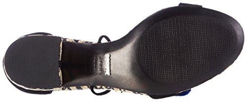 Schutz - S2-00010092, Scarpe con cinturino Donna nero (nero)