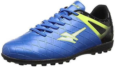 Gola Jungen Talos Vx Fußballschuhe, Blau (Pro Blue/Black/Volt), 36 EU