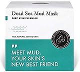 Totes Meer Schlamm Gesichtsmaske Pflege für trockene und unreine Haut Reinigung bei Pickel Mitesser Akne Anti-Aging Maske