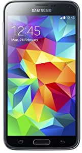 Samsung Galaxy S5 Smartphone (5,1 Zoll (12,9 cm) Touch-Display, 16 GB Speicher, Android 4.4) electric blue