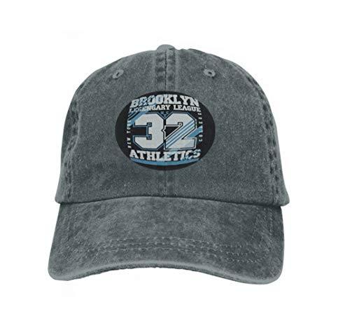 Xunulyn Adult Grid Baseball Caps Unisex Sunshade Hat Mesh Hat Snapback Cap New York City Typography Logo Printing NYC original w Carbon Color