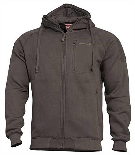 Pentagon Herren Leonidas 2.0 Sweater Terra Brown Größe L
