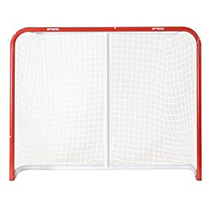 Base London 74602 Cage pour street-hockey Rouge 182 cm