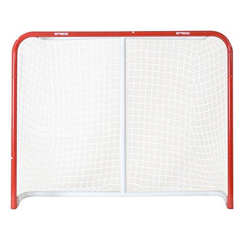 "BASE - Streethockeytor 72\"" (183x122x75cm) I Outdoor-Tor I Tor mit Metallrahmen I Tor für den Garten I Tor für Hockeybälle & Pucks I Hockeytor für Streethockey-Training"
