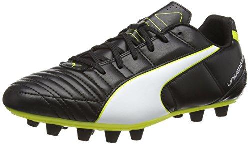 Puma Sapatos Homens Gf Ii Universal De Futebol Preta (preto-branco-enxofre Mola 03)