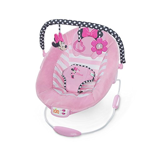 Disney Baby - Hamaca de Minnie Mouse, Blushing Bows